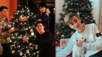 Celebrity Christmas Trees