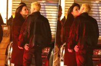 Demi Lovato Kisses Boyfriend Henri Levy