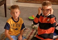 Dylan and Cole Sprouse Just For Kicks Movie