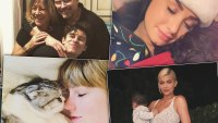 How Celebrities Spent Their Holidays