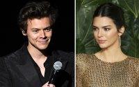 Kendall Jenner Love Letter Harry Styles