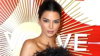 Kendall Jenner Reveals Who Wrote Her Love Letter
