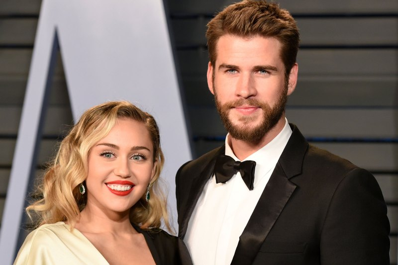 Did Liam Hemsworth and Miley Cyrus just secretly get married