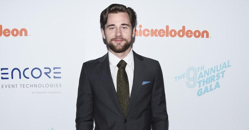 Luke Benward 2018 On Red Carpet