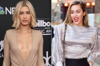 Miley Cyrus Bullied Hailey Baldwin