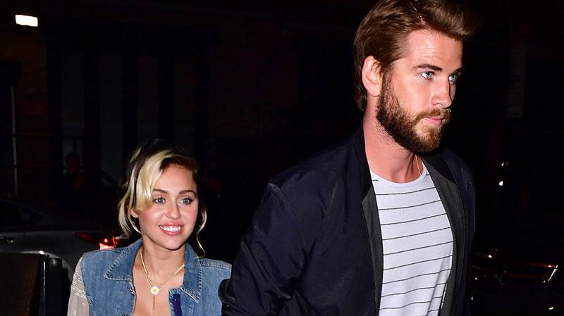 Miley Cyrus Liam Hemsworth Honeymoon