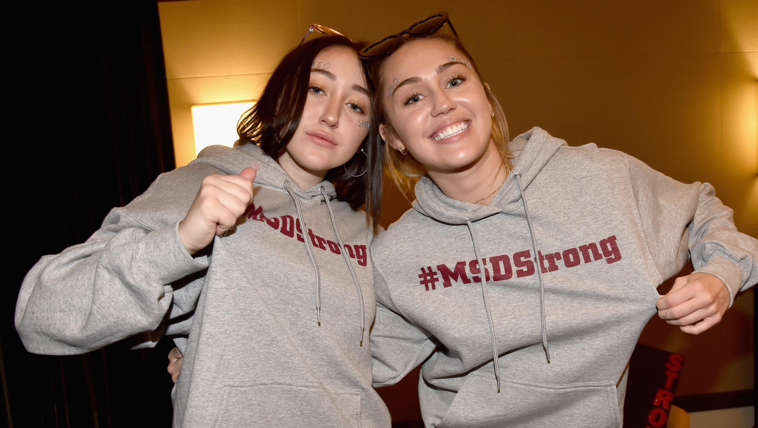 Noah Cyrus doesn't want to be compared to Miley Cyrus