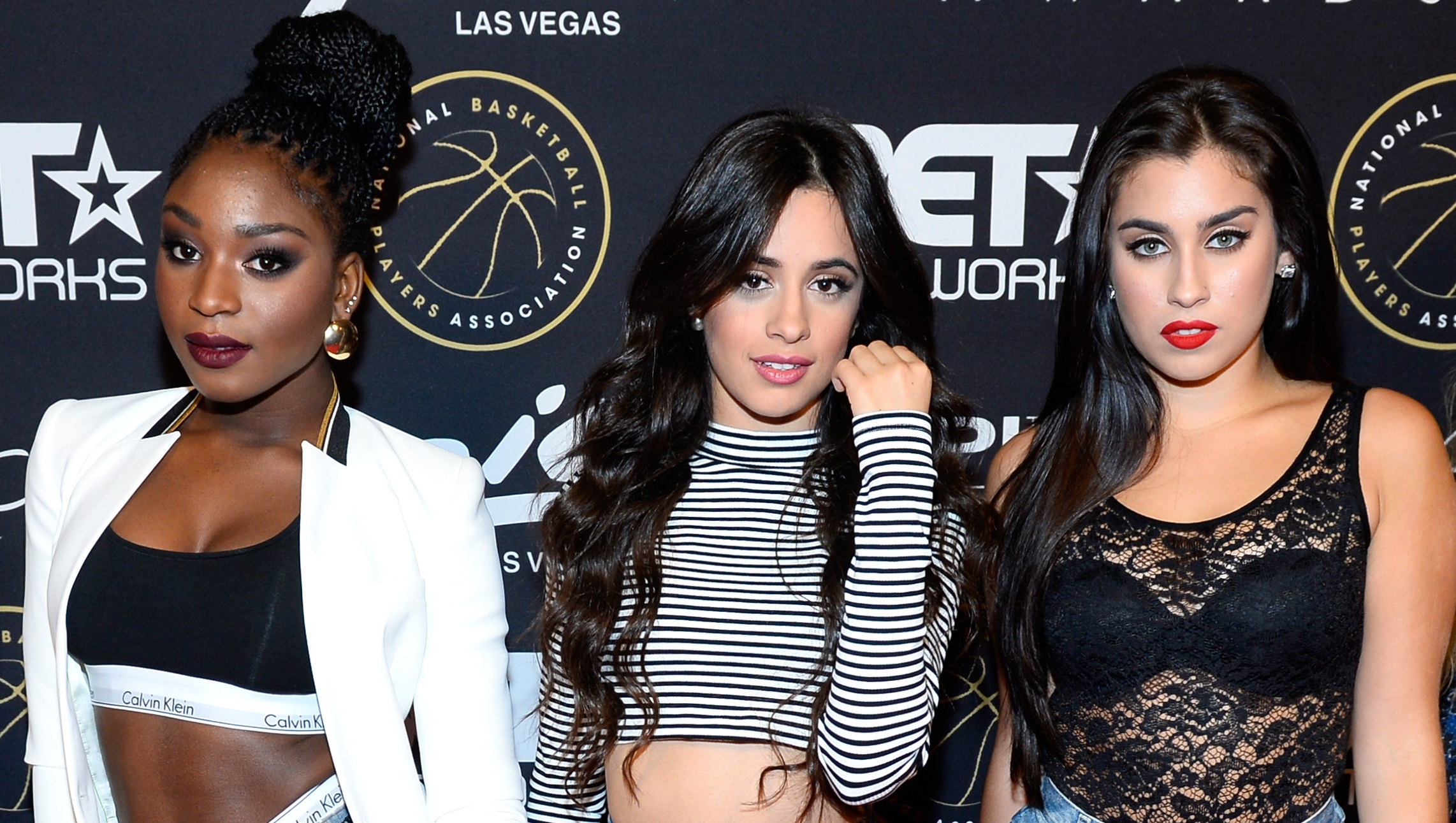 Normani Camila Cabello and Lauren Jauregui