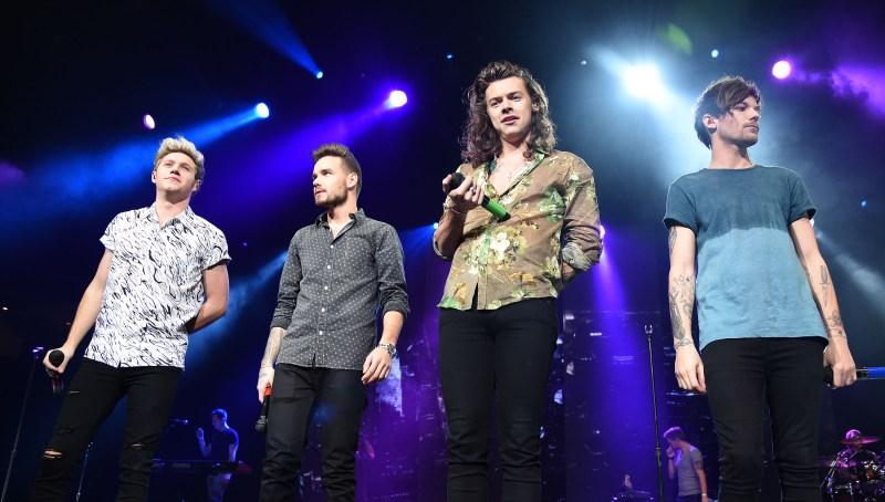 One Direction Reunite Christmas