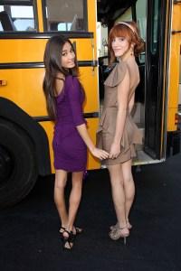 Pia Mia and Bella Thorne