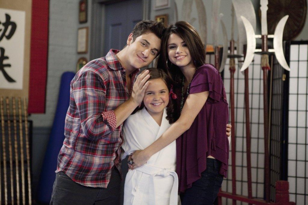 Selena Gomez Bailee Madison friendship