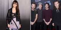 Selena Gomez One Direction Wolves