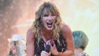 Taylor Swift Reputation Tour Movie