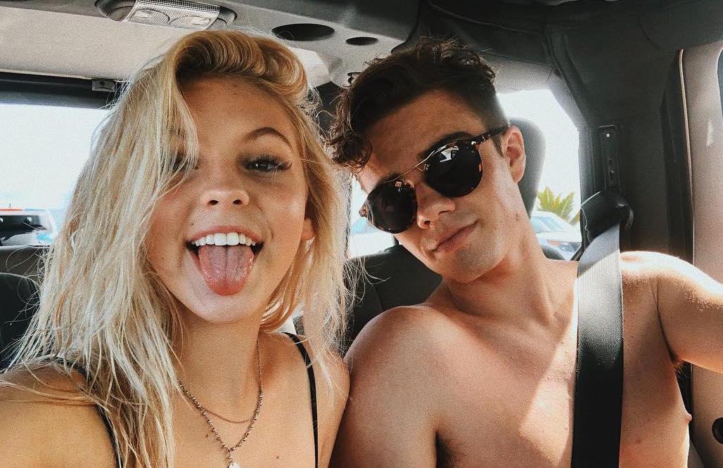 espectro guía encima  Jordyn Jones Shares How She Met Boyfriend Jordan Beau