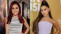 Ariana Grande 10 Year Challenge
