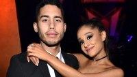 Ariana Grande Reunites With Ricky Alvarez