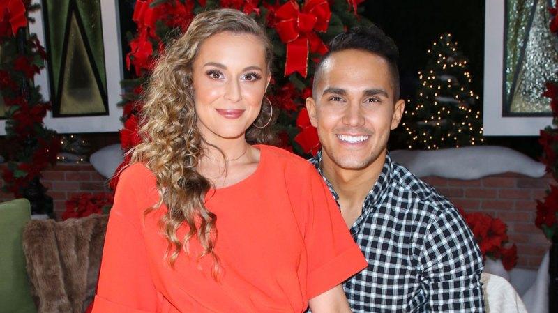 Carlos PenaVega Expecting Second Child Wife Alexa