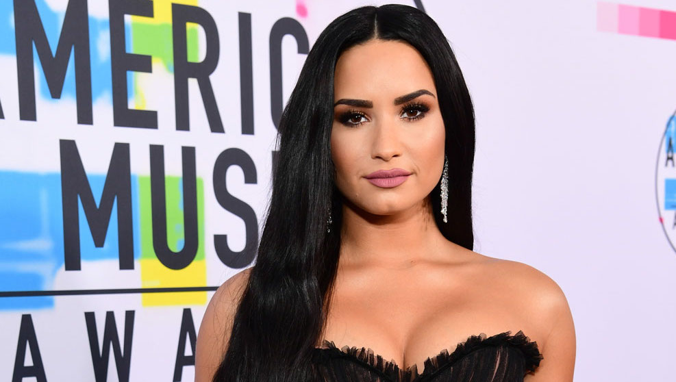 e14471828 Discover the Meaning Behind Demi Lovato's New Finger Tattoo