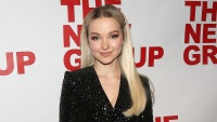 dove-cameron-black-dress-Clueless-The-Musical-Opening-Night