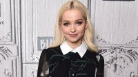 Dove Cameron New Blue Hair