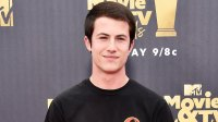 Dylan Minnette Playing Coachella Red Carpet