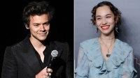 Harry Styles New Girlfriend