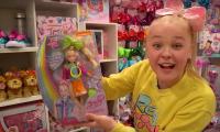 JoJo Siwa gets a doll