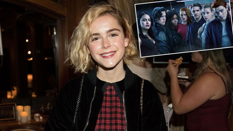 Kiernan Shipka Wants Riverdale Sabrina Crossover