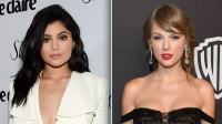Kylie Jenner and Taylor Swift