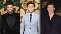 Liam Payne Wants In On Niall Horan Shawn Mendes Collab