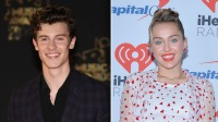 Miley Cyrus Shawn Mendes Collab