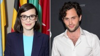 Millie Bobby Brown & Penn Badgley