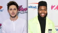 Niall Horan and Khalid