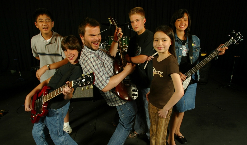 School of Rock Cast Reunion
