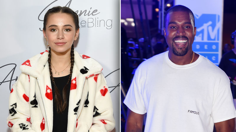 Sky Katz & Kanye West