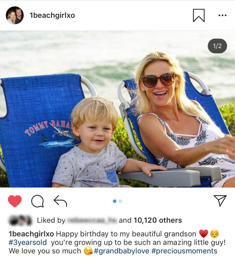 Tammi Jungwirth Freddie Instagram Message