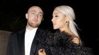 Ariana Grande Mac Miller Grammys