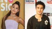 Ariana Grande & Charles Melton