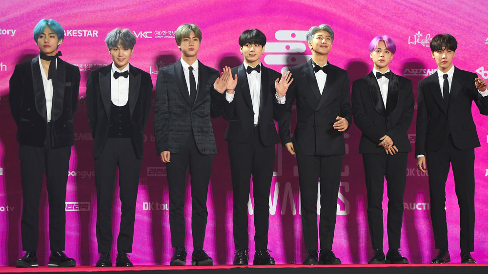 Download Grammys 2019 Bts