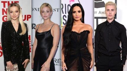 Celebrities that quit social media