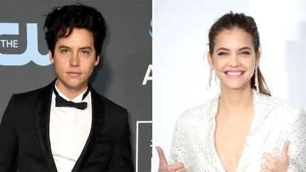 Cole Sprouse & Barbara Palvin