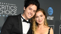 Haley Lu Richardson & Cole Sprouse
