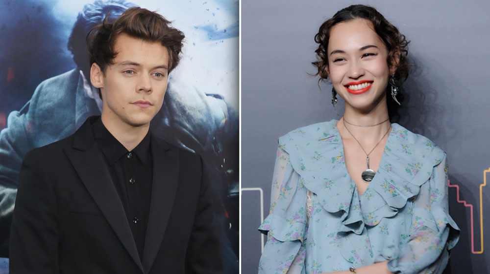 Harry Styles Does Karaoke With Rumored Girlfriend Kiko Mizuhara