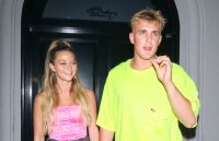 Jake Paul & Erika Costell
