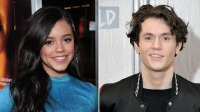 Jenna Ortega & James Scully