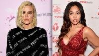 Jordyn Woods Talk Show Khloe Kardashian