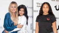 Kylie Jenner Khloe Kardashian Jordyn Woods