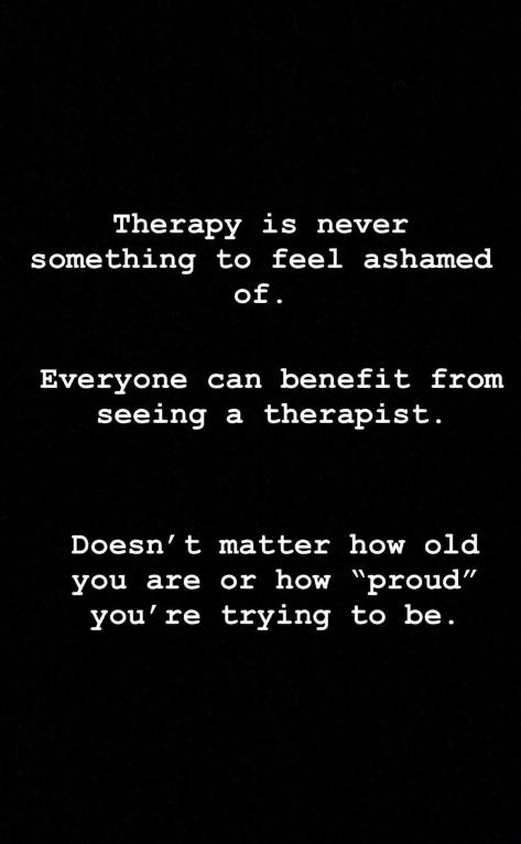 Lili Reinhart Therapy Anxiety Depression