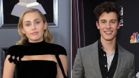 Miley Cyrus & Shawn Mendes