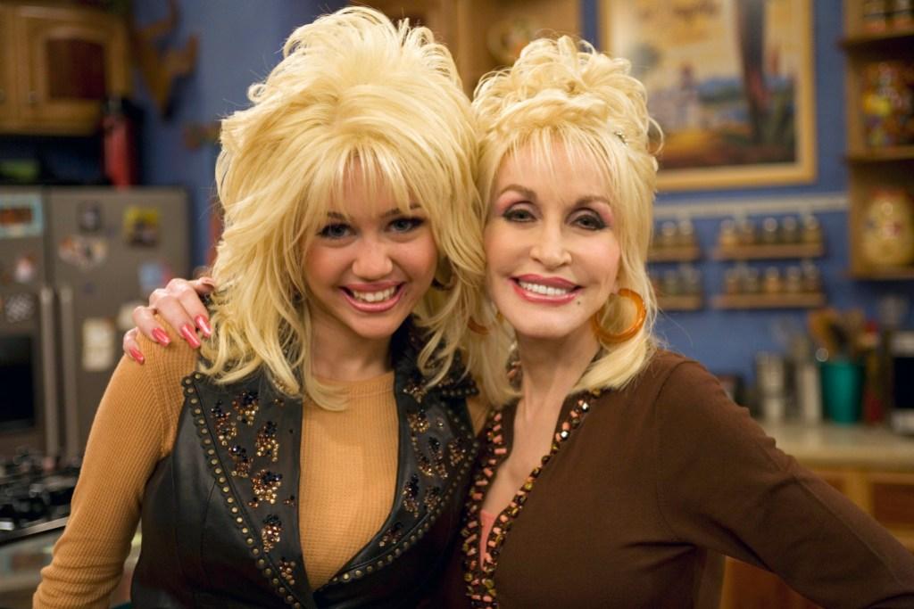 Miley Cyrus & Dolly Parton